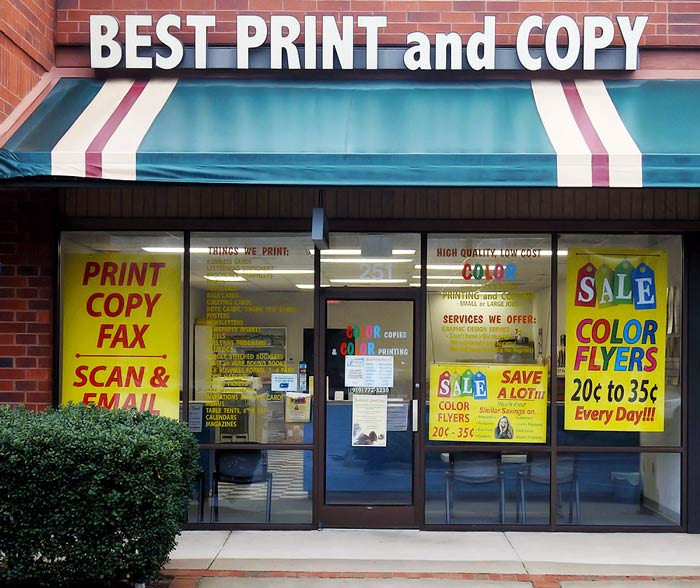 Print shop in garner nc commercial printer business cards from our printing shop in garner nc best print and copy inc is pleased to offer just about any design or print service you could need malvernweather Images